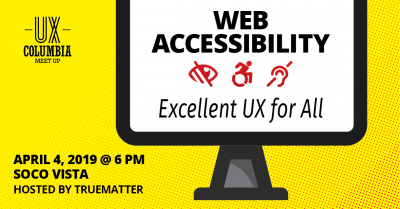 Web Accessibility: Excellent UX for All