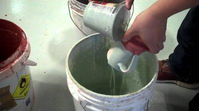 Beginning Glaze Application