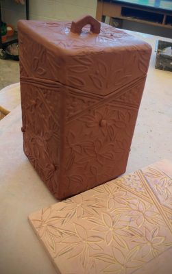 Plaster Press and Sprig Molds - Three Day Workshop...