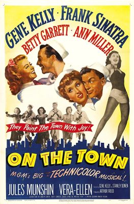 Stanley Donen Retrospective: On the Town