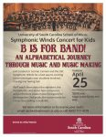 B is for Band! An Alphabetical Journey through Music and Music Making