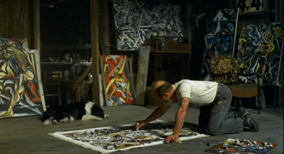 Into the Canvas: Jackson Pollock Talk and Film Scr...