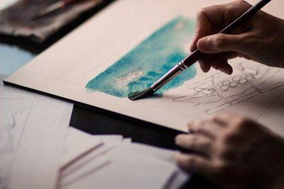 Art Class: Watercolor Fundamentals