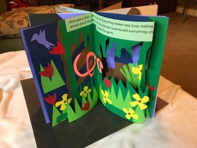 Summer Camp Session 4 - Pop, Flip, & Create: Paper Mechanics