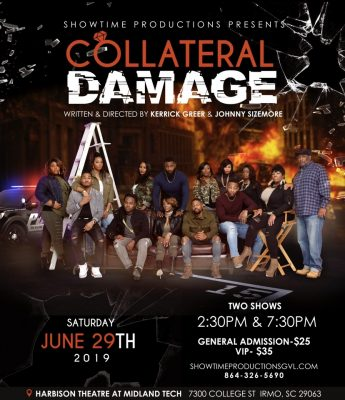 Showtime Productions Presents Collateral Damage