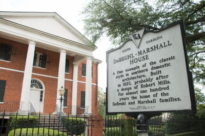 Behind-the-Scenes Tour | DeBruhl-Marshall House