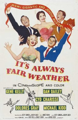 Stanley Donen Retrospective: It's Always Fair Weather