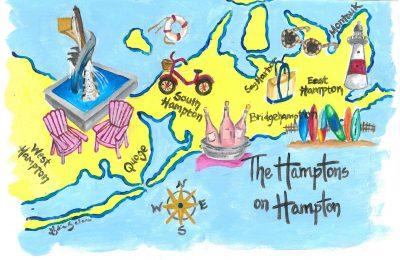 Hamptons on Hampton