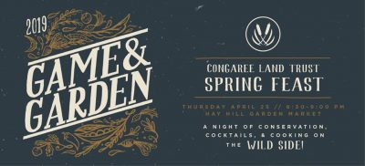 Game & Garden: Spring Feast