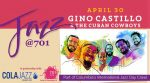 Jazz with Gino Castillo and The Cuban Cowboys