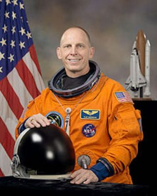 Public Lecture with Retired Astronaut Clay Anderson