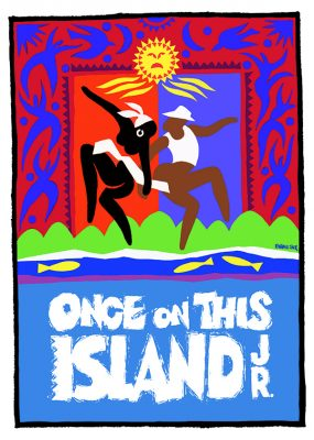 Once on This Island Jr. at Town Theatre