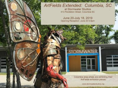 Artfields Extended: Columbia