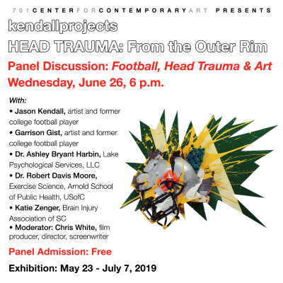 Panel Discussion: Football, Head Trauma, and Art