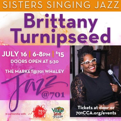 Sisters Singing Jazz: Brittany Turnipseed