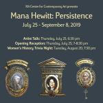 Mana Hewitt: Persistence