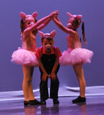"""Monday Masters"" Musical Theatre Class (Ages 4-6)"