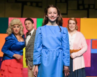 Matilda Comes To Town Theatre in July
