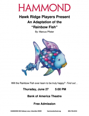 Hawk Ridge Players Present Rainbow Fish