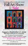 The Trenholm Artists Guild's 9th Annual Fall Juried Exhibit