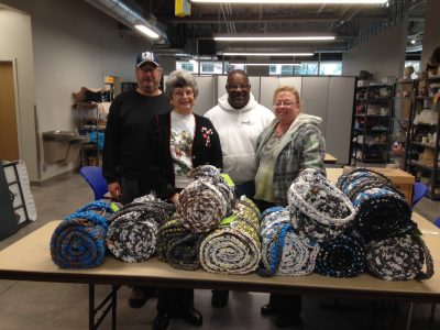 Plarn Crocheting - One Day workshop