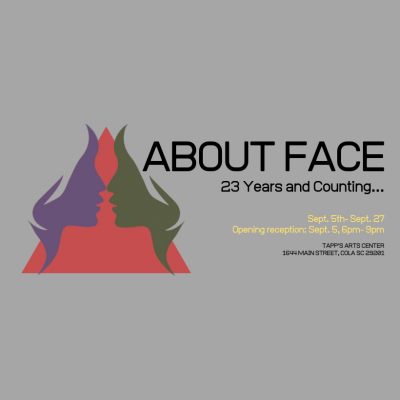 About Face- 23 Years and Counting- Opening reception