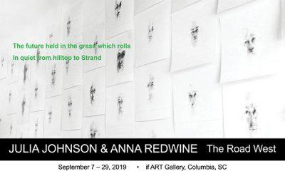 The Road West: Julia Johnson & Anna Redwine
