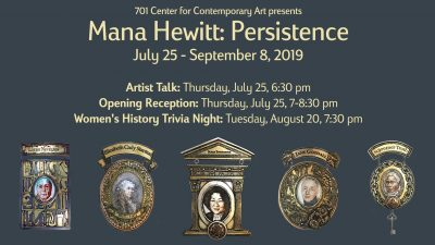 Women's History Trivia Night at 701 CCA!