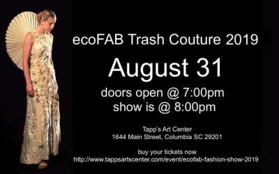 ecoFab Trash Couture