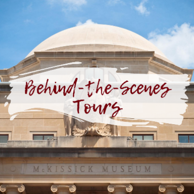 Family Weekend: Behind-the-Scenes Tour