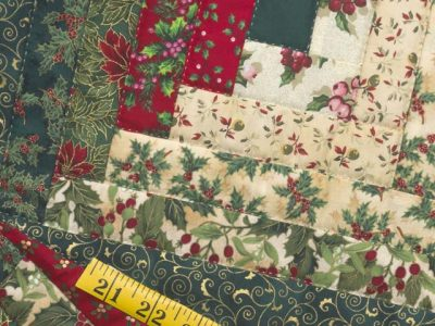 Quilting for the Holidays - Instruction by Anita Bowen