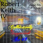 Collectively Supported Art #9, Robert Keith IV