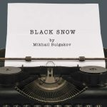 CANCELED: Black Snow
