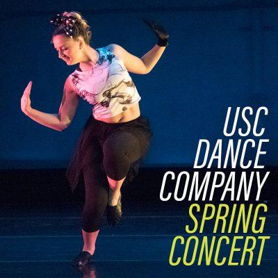 USC Dance Company Spring Concert
