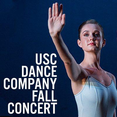 USC Dance Company Fall Concert