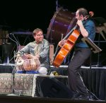 Southern Exposure New Music Series: Mike Block, cello, and Sandeep Das, tabla