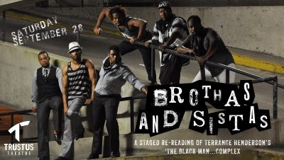 Brothas and Sistas – A Staged Re-reading of Terr...