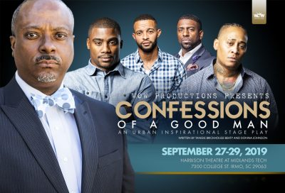 Confessions of a Good Man Stage Play