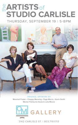 The Artists of Studio Carlisle