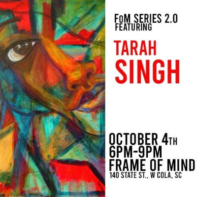 FoM Series 2.0 featuring Tarah Singh