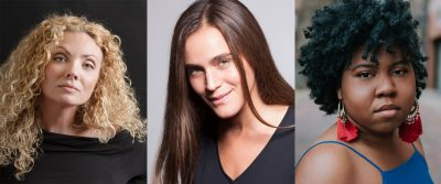 Poetry Summit with Nickole Brown, Jessica Jacobs and Ashley M. Jones