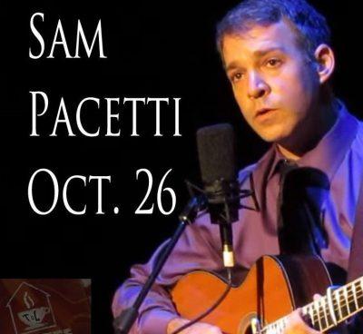 TOL Coffeehouse Presents Sam Pacetti