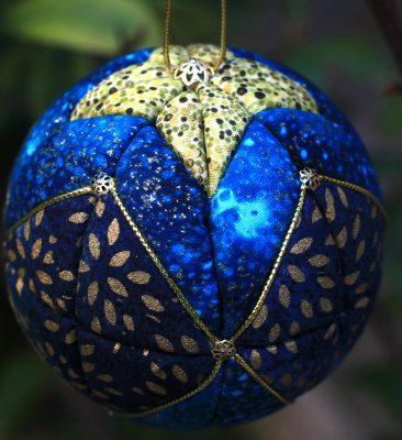 Kimekomi Ornaments - One Day workshop