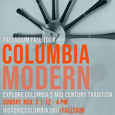 Palladium Fall Tour | Columbia Modern