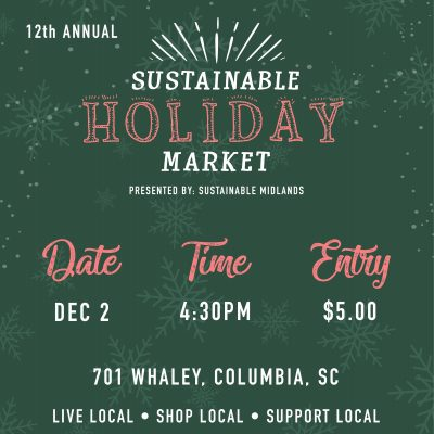Sustainable Holiday Market