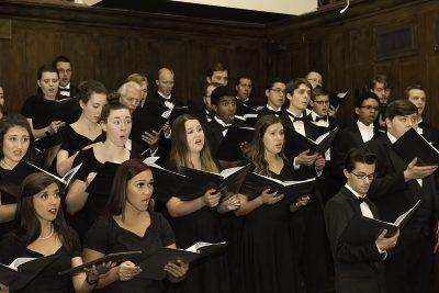 UofSC Concert Choir Christmas Concert