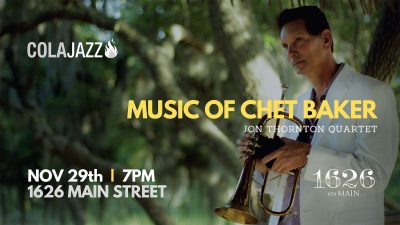 ColaJazz Listening Room Series: Music of Chet Baker