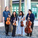 UofSC New Sounds Quartet Concert featuring Adia Caldwell and Greg Stuart