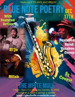 Blue Note Poetry feat. El'Ja & Milah!