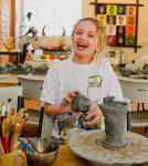 Home School Pottery Classes